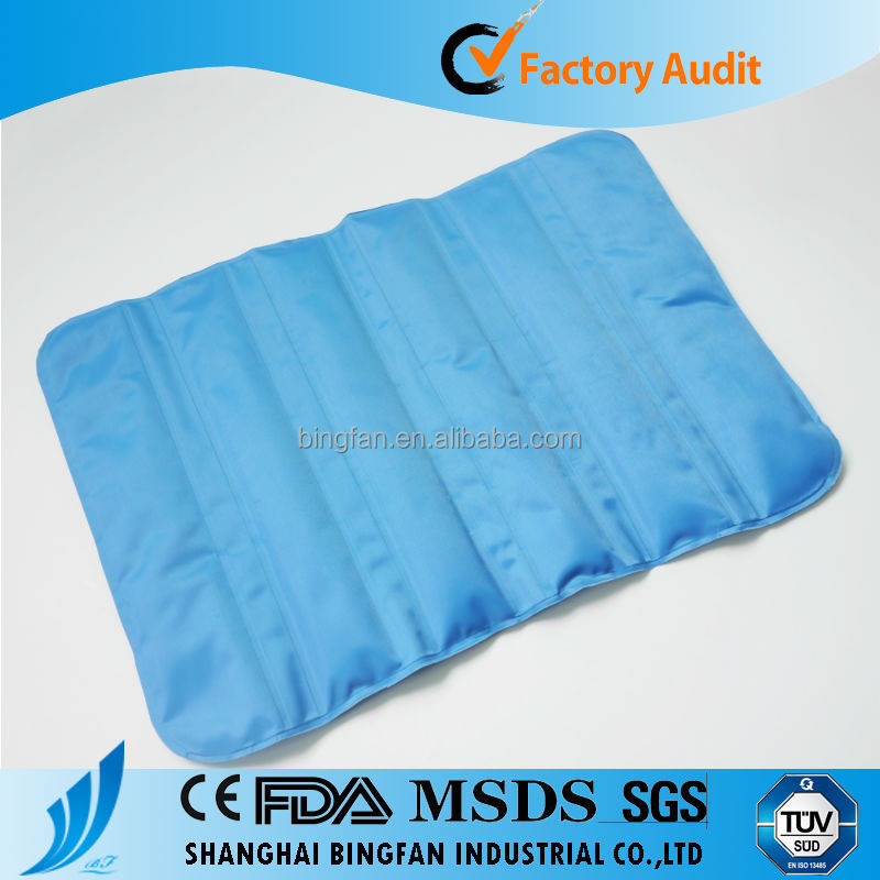 dog cooling mat pad bed self-cooling gel bed cooler mat for dogs