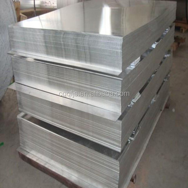 Aluminum Rigid Sheet 2024 2014 7021 7075 Hard Alloy