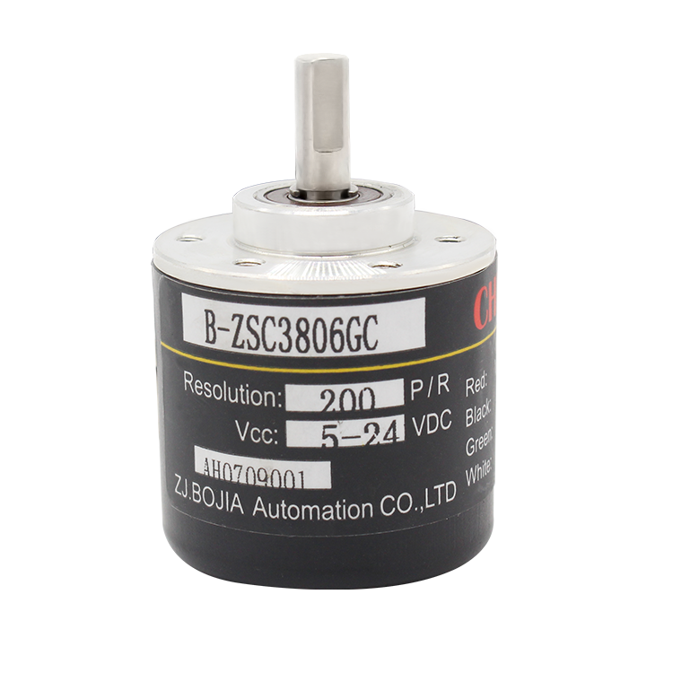 ZSC3806 Serie 38mm 6mm Effen As Magnetische Type Incrementele Encoder