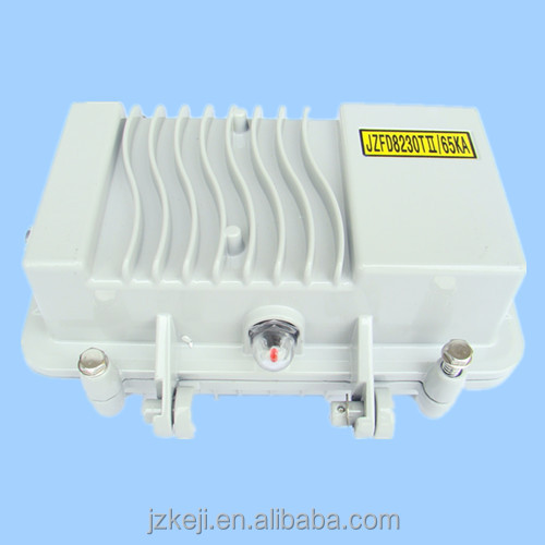 4 WAY Reverse Fiber Optical Receiver Mixed EOC Function