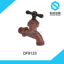 Colorful Plastic Water Basin Taps Faucet