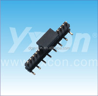 1.00 mm Pitch Single Row Pin Header Connector SMT Surface Mounting Socket Type