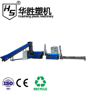 cost plastic recycling machine