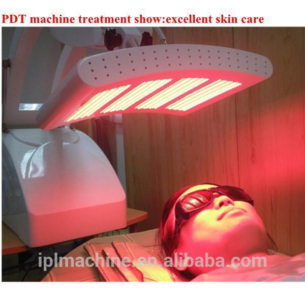 Professional Led Pdt Red Blue Led Light Therapy Red Led