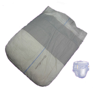 AD310 Daily Care New Products Multi Function QC Full Control Medical Disposal Adult Diaper Factory