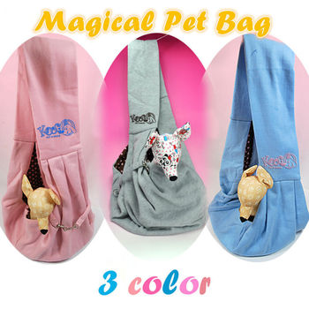 Magical Pet Bag 3 color for choose