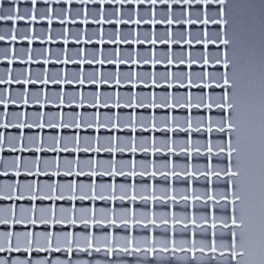 Stainless Steel Wire,stainless steel wire Material and Plain Weave Weave Style stainless steel crimped wire mesh for bbq mesh