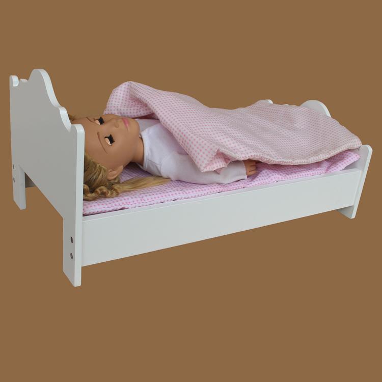 Bebé cuna muñeca o cuna mecedora muebles | se adapta bebé muñecas y ...