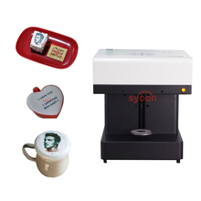 Digitale Printer Type en Automatische Inkjet koffie printer <span class=keywords><strong>machine</strong></span>