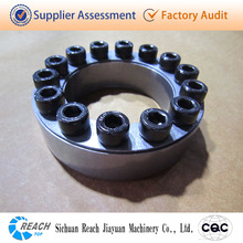 keyless shaft locking bushing