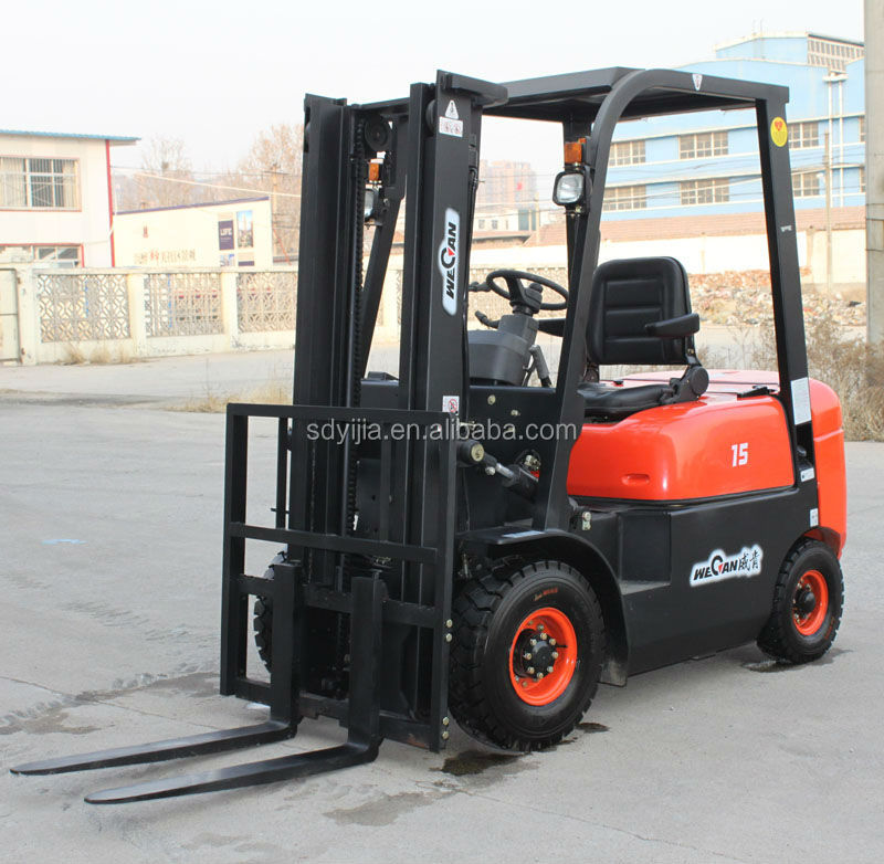 CE approved diesel forklift for sale