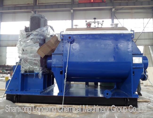 Screw Extruding Soap Kneader Machine With Heating Jacket