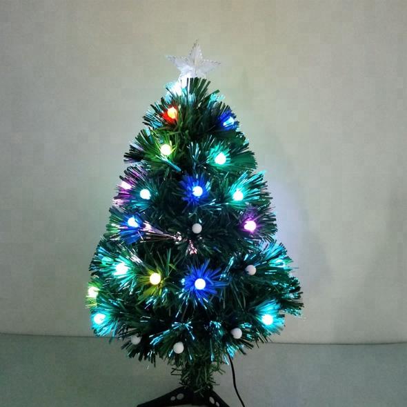 mini fiber optic christmas tree wholesale optic christmas suppliers alibaba - Mini Fiber Optic Christmas Tree