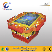 Dragon king casino bingo fish game table gambling/fishing game machine