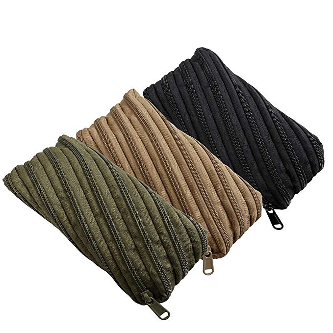 2018 Newest Pouch Utility Tactical Zipper Bag Pouch for Man