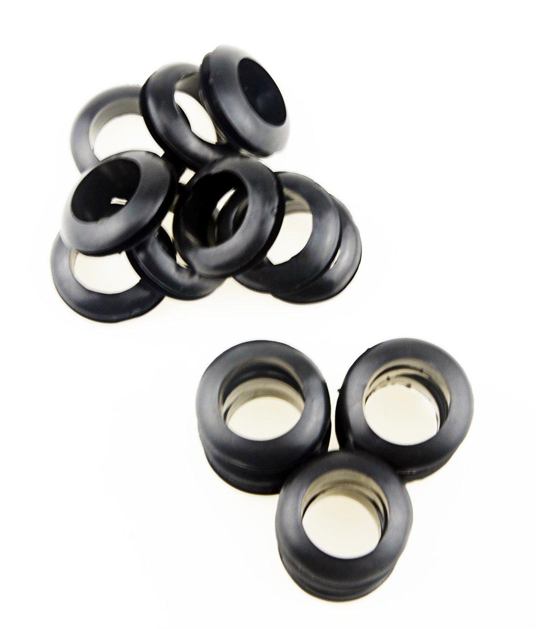 Cheap Ppap Wiring Rubber Grommet Find Grommets Get Quotations Xlx 100p M10 Assortment Coil Wire Gasket Kit
