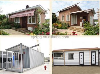 Well Designed Villa, Ready Made House, Light Steel Homes