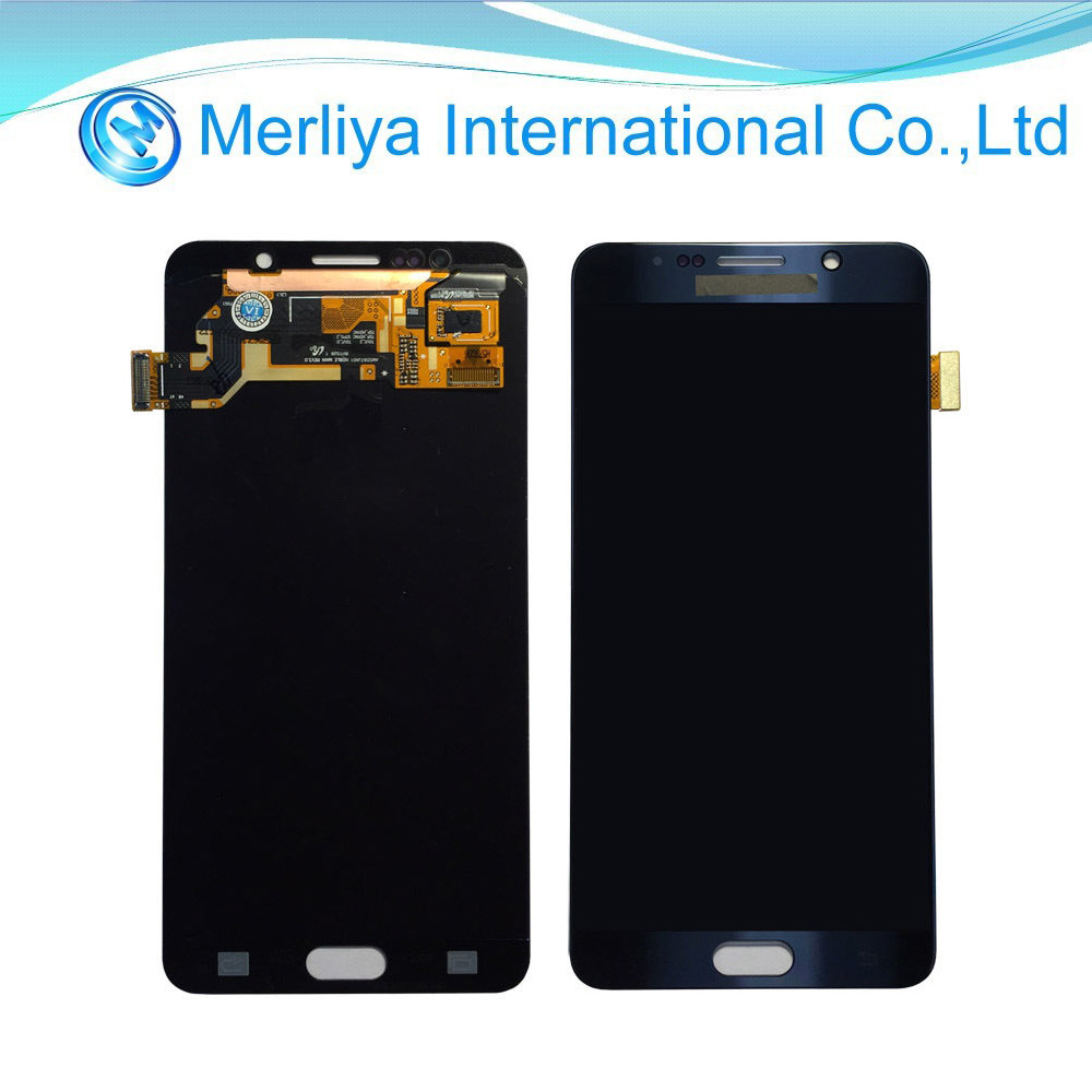 Factory direct sale lcd for samsung, for samsung galaxy note 5 lcd touch screen digitizer with factory price