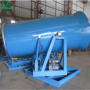 120m High Pressure electric power sprayer be used in cement plant dust removal