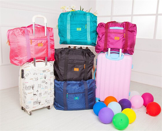 China Supplier Waterproof Foldable Travel Package Luggage Bag
