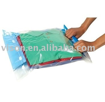 Travel Storage Bag Vacuum Clothes