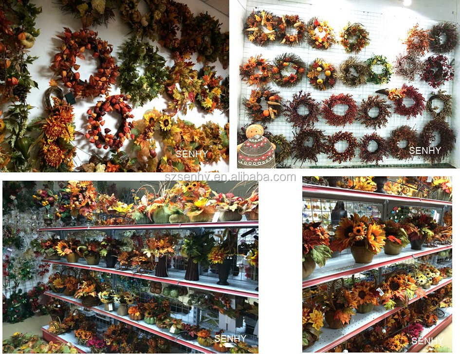 2016 Wonderful Artificial Berry Branch Autumn Decoration/red Berry ...