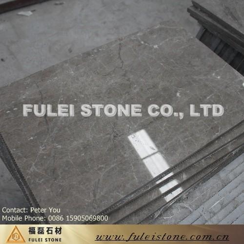 China fabricante de marmol piedra maya gris suelo de for Suelo marmol gris
