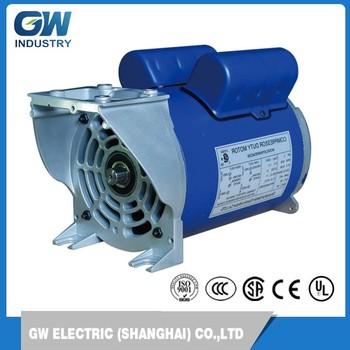 Nema Induction Single Phase 1 5 5hp Compressor Motor Buy