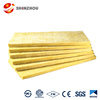 Fiberglass wool in block, heat resistant ceiling material,glass wool insulation