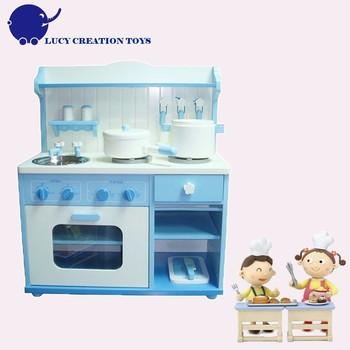 Kinder Rollenspiel Kochen Holz Küche Spielzeug - Buy Küche Spielzeug ...