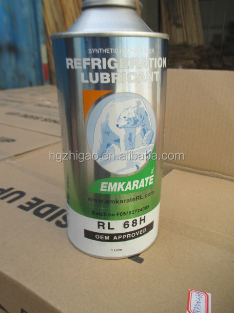 1liter Emkarate Refrigeration Lubricant Compressor Oil