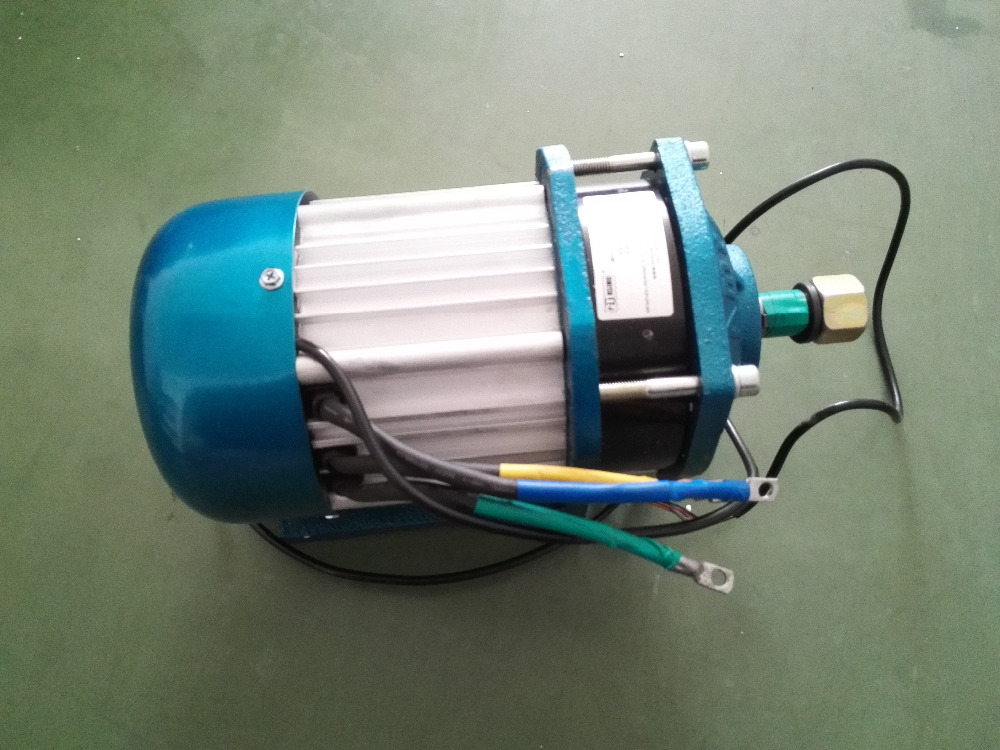 1500w high speed brushless motor for electric vehicle /tricycle /rickshaw