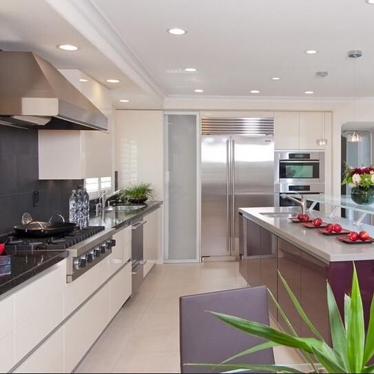 Muebles De Cocina En Forma De L. Perfect Las Cocinas En L Tienen Un ...