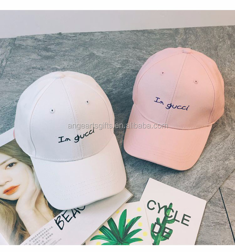 Custom Cotton Baseball Caps Men Embroidery Logo 6 Panel Golf Cap Design  Your Own Dad Hats 9ecec277be4