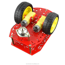 nieuwe <span class=keywords><strong>2wd</strong></span> drive rode cr0024 poreuze slimme auto chassis