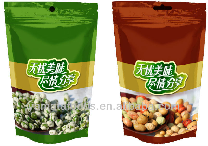 Sichuan chilli coated broad beans fave beans snacks
