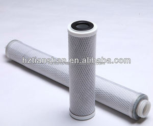 Extruded Activated Carbon filter cartridge/wine filter activated carbon