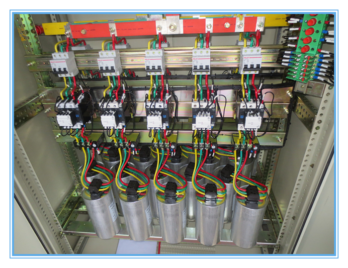 Power Factor Correction Using Capacitors Banks 28 Images