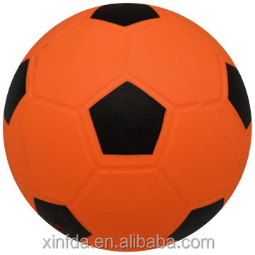 Неоновый цвет ПВХ soccerball Популярная игрушка мяч китайская фабрика игрушки