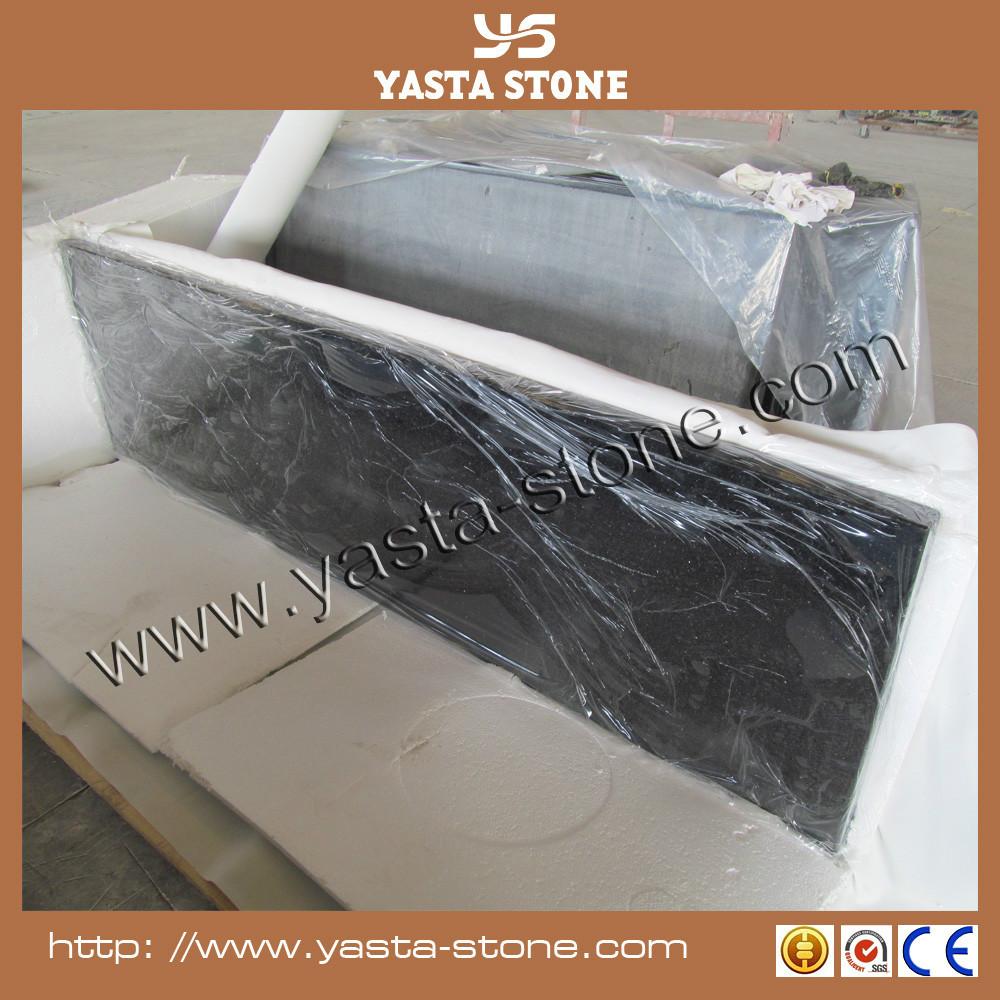 hoge kwaliteit keuken plaat zwarte melkweg graniet prijs ...