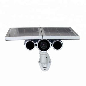 New Product Built-in Battery P2P Ap Onvif Wireless Wifi Outdoor HD Solar Power IP Camera