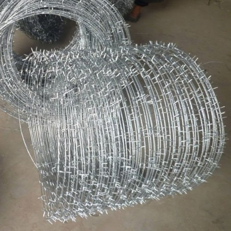 100m x 2.5mm Barbed Wire Coil Field Paddock Security Fencing