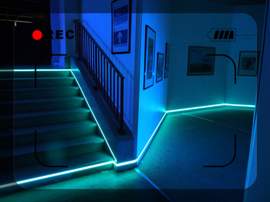 El strip light