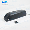 Dolphin Case 48v 10.4ah Battery packs for Bafang 750W 1000W electric bike kit with tube battery