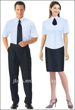 Summer Office Staff Can Not Leave Work Clothes