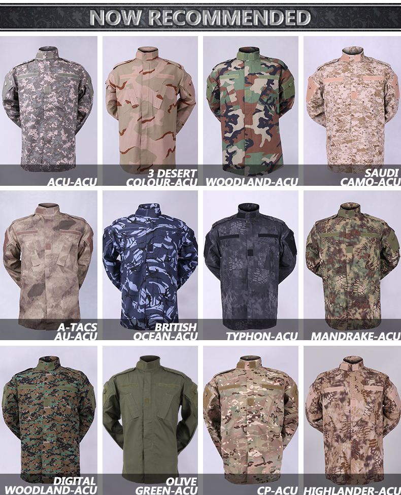 Camouflage U.s. Uniform Military Band Uniforms For Sale