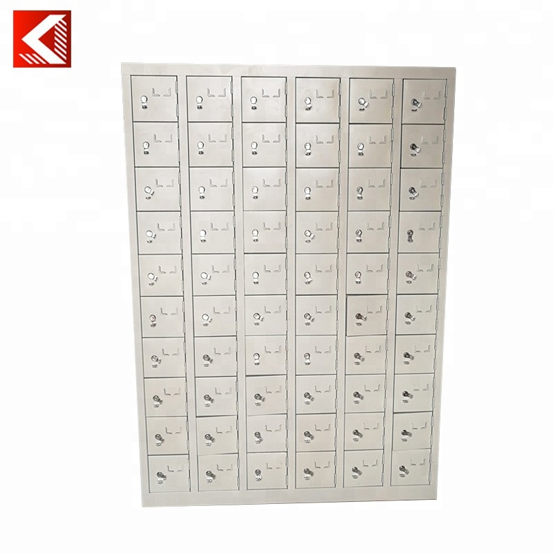 LuoYang Factory Selling 100 Compartments Steel Cell Phone Storage <strong>Cabinet</strong> mobile <strong>cabinet</strong>