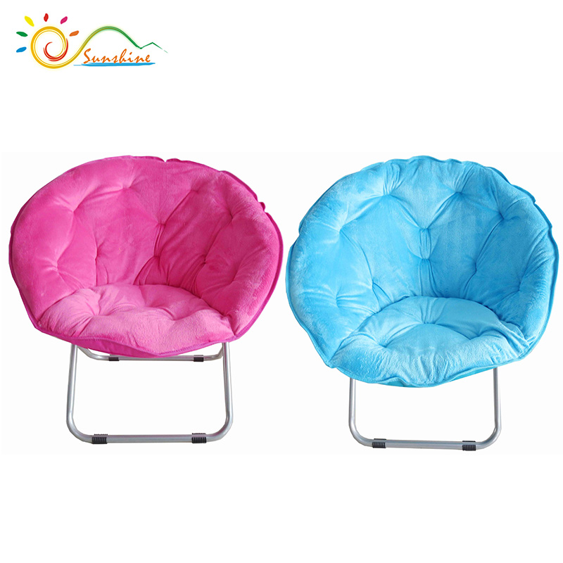 Brilliant Sunshine Leisure Different Colors Round Folding Saucer Chair Folding Moon Chair Buy Moon Chair Folding Moon Chair Folding Saucer Chair Product On Alphanode Cool Chair Designs And Ideas Alphanodeonline