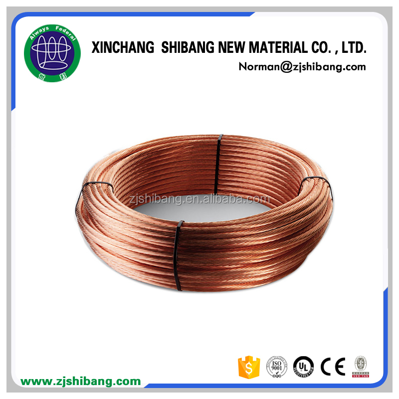 Copper Electrical Ground Wire Size In Zhejiang - Buy Electrical Wire ...