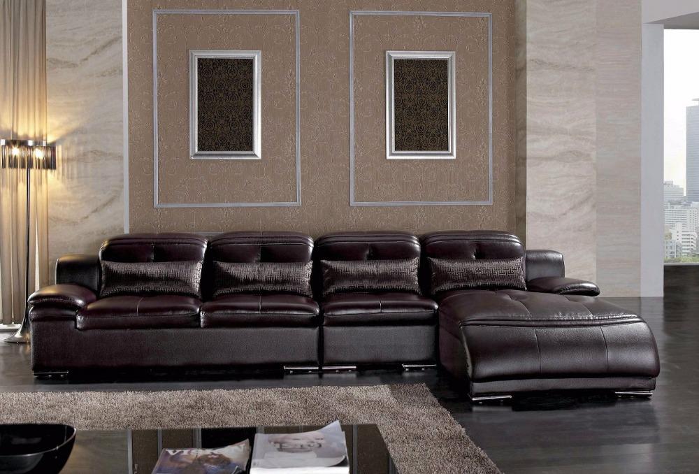 2016 Sectional Sofa Set Modern Chaise Bean Bag Chair Hot